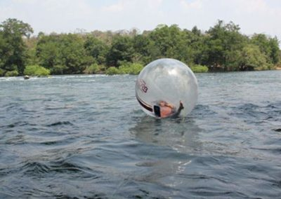 Water Ball Zorbing